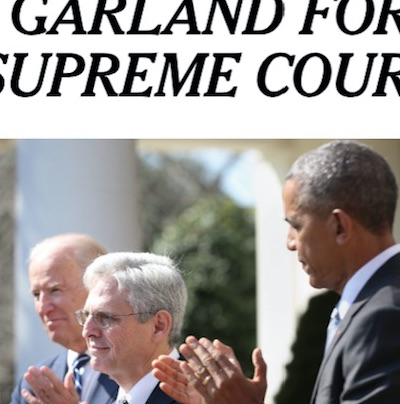 Why President Obama Chose the Wrong Guy for the Supreme Court Job.