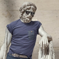 17 Photographs: the Original Hipsters, discovered in Ancient Rome.