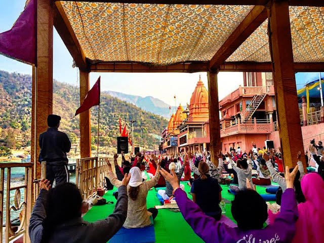 22 Frame-Worthy Quotes from Gurus & Teachers at the International Yoga Festival.