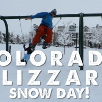 Snow Day Magic is Alive & Well. {Video}