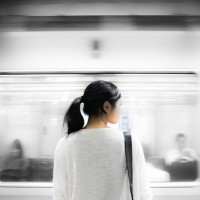 What I Learned from a Crying Stranger on the Subway (& Pema Chödrön).