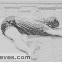 Visual Yoga Blog: The Assisted Splits.
