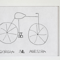 Children's Drawings of Bicycles—if they were Real.