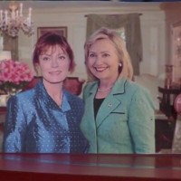 """Why Susan Sarandon had to """"Break Up"""" with Hillary. {Colbert Video}"""