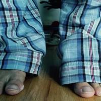Today, I Honor my Feet. {Poem}