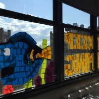 How a Post-it War is Helping Real War Heroes.