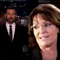 Not Effing With You: Jimmy Kimmel vs. Sarah Palin on Climate Change.