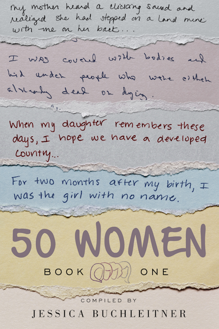 50 Women book cover