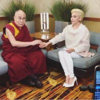 Lady Gaga & Dalai Lama on Meditation, Tragedy & The Meaning of Life.