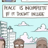 The Mindful Life Illustrated: Why Black Lives Matter Because All Lives Matter.