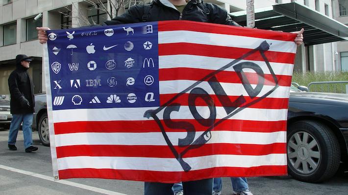 American_corporate_flag
