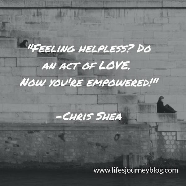 Christopher Shea empowered