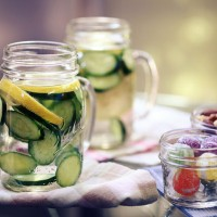 Refreshing Detox Water Cocktails for Summer—or any Season.