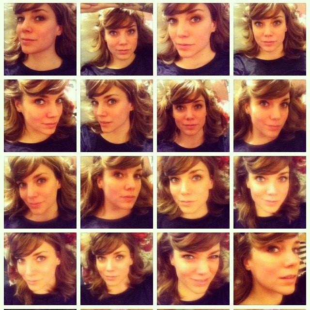 selfies perfectionism expressions