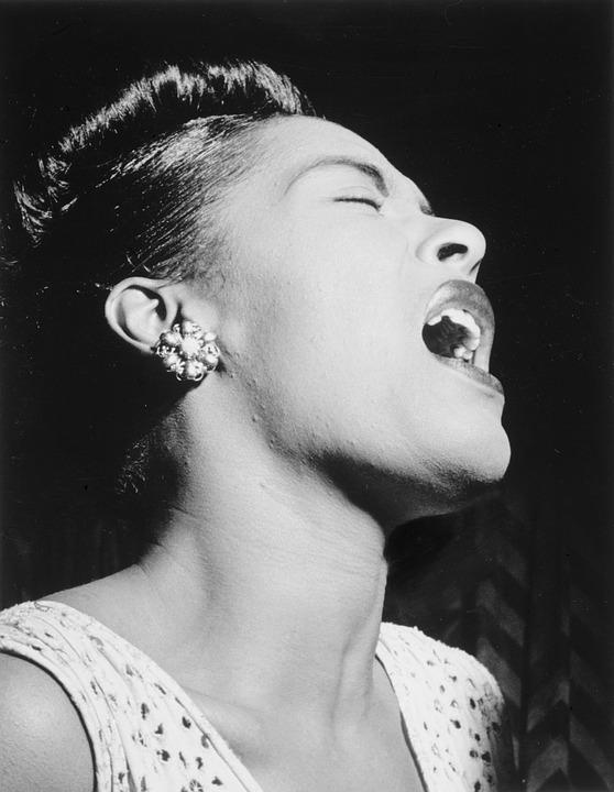 singing sarah vaughn voice woman