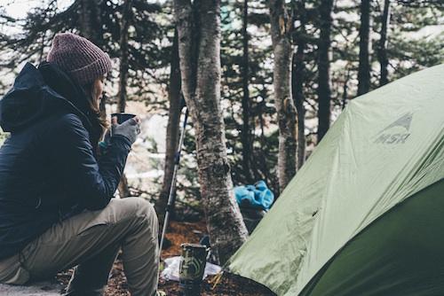 wilderness parenting