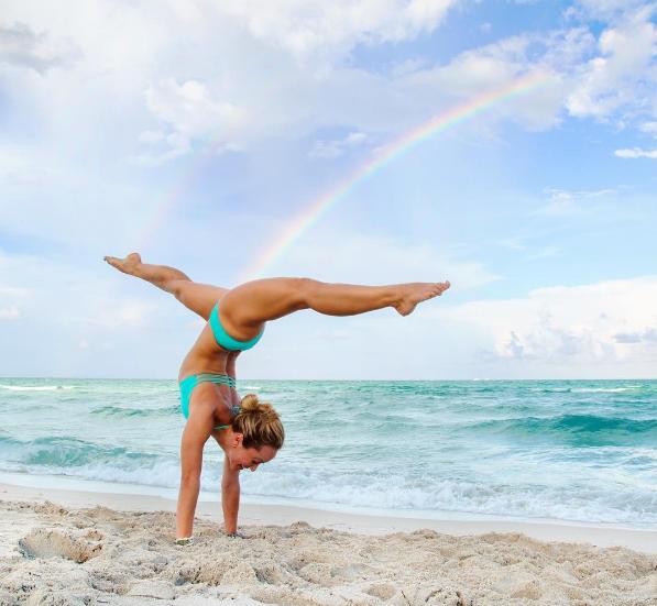 Agathe Padovani/I Film Yoga