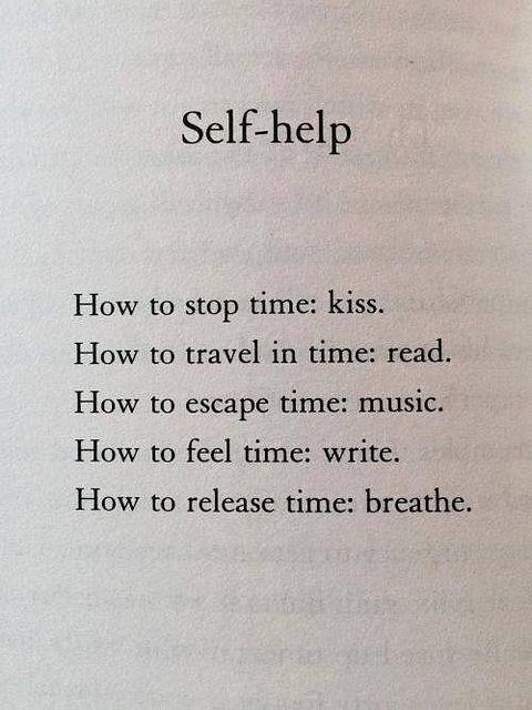 self help how to
