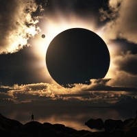 February's New Moon in Pisces & Solar Eclipse.