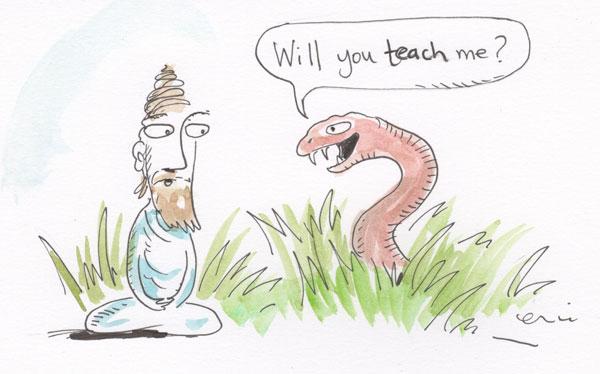 Does the Buddha set Boundaries? {Illustrated!}