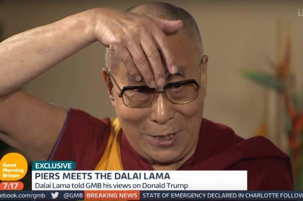 dalai trump