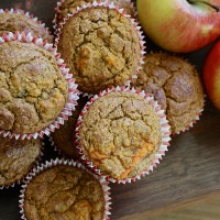 Veg-arific Autumn Muffins that will Please even the Pickiest of Eaters.
