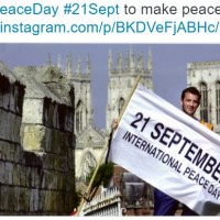 International Day of Peace—Here are some Simple ways to Get Involved!