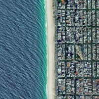 """Mesmerizing satellite images---here are 9 of my Favorites."" (imgur.com)"
