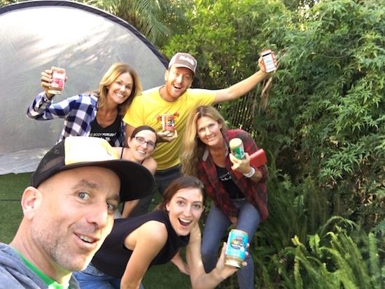 Team-Elephant-NuttZo-selfie