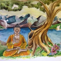 Leaving isn't always the Answer: a Buddhist Tip to get Free.