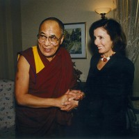 What I Learned about the Art of Holding Hands from the Dalai Lama.