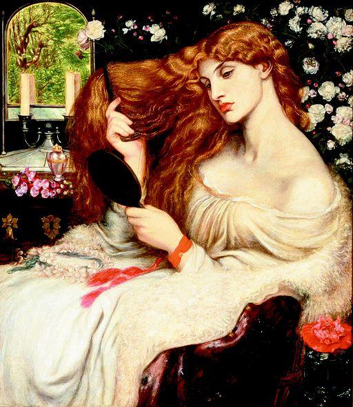 Dante Gabriel Rossetti/Wikimedia Creative Commons