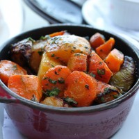 Root Vegetables: Yummy Inspiration for Meat-Free Monday. {Recipes}