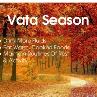 This Autumn: eat with ancient Yogic Wisdom.