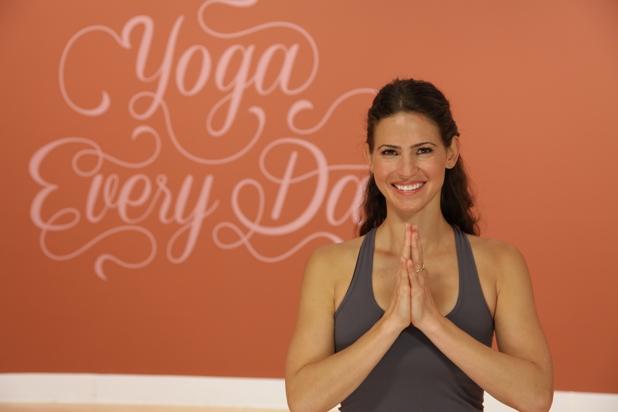 Gaia yoga every day 1