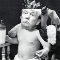 Is Trump a High Chair Tyrant?
