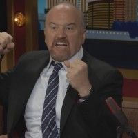 """Louis C.K. Describes just what we Need in the White House: a Tough """"First Mother."""""""