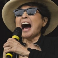 Yoko Ono wins for most Brilliant Response to Trump Presidency.
