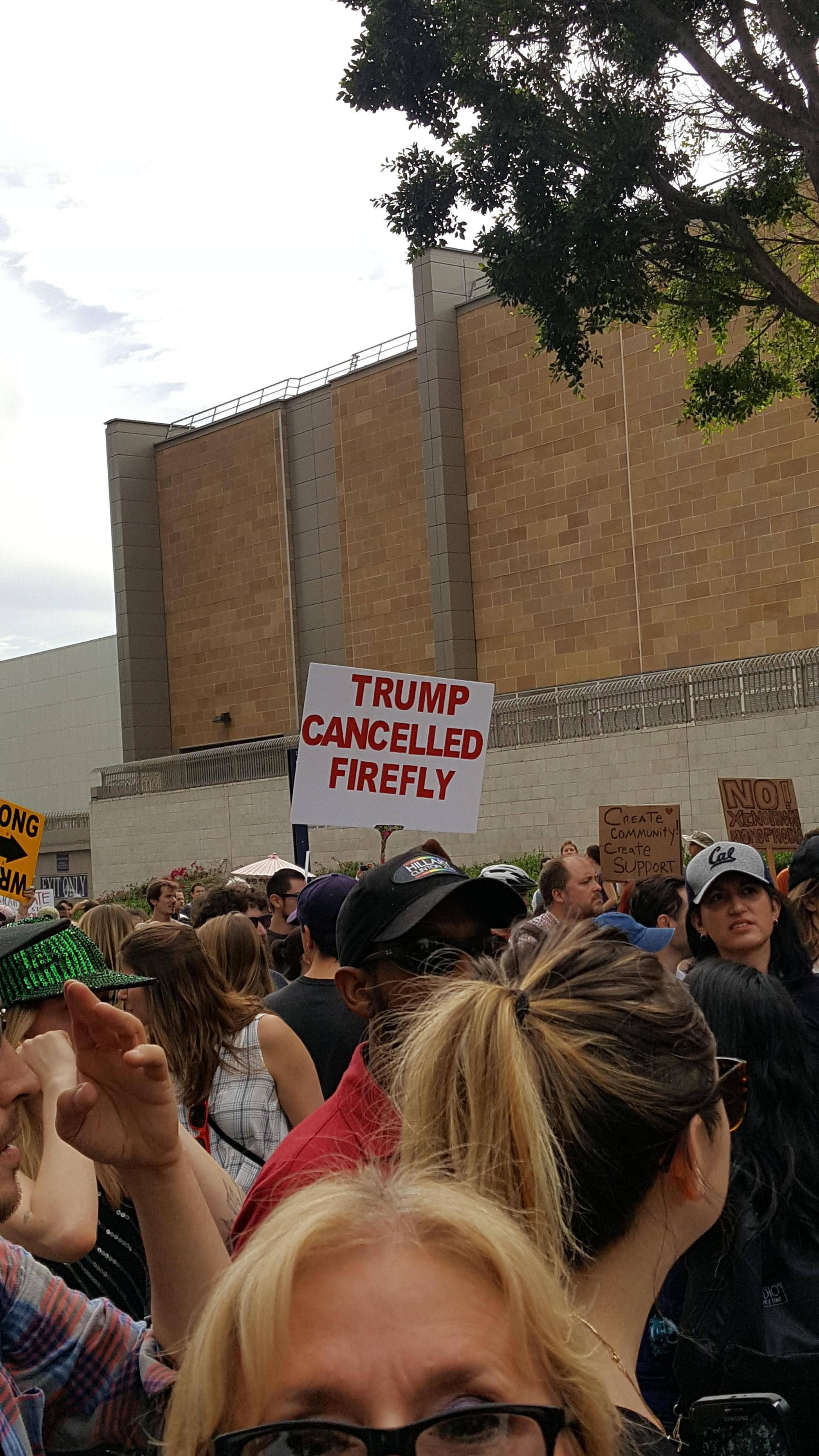 imgur protest trump funny