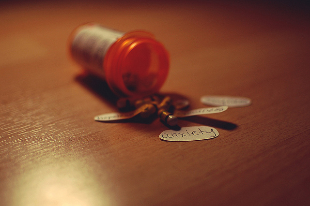 medications anxiety