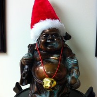 How Buddha would have Celebrated Christmas.