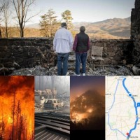 What the Tennessee Wildfires taught me about Compassion.