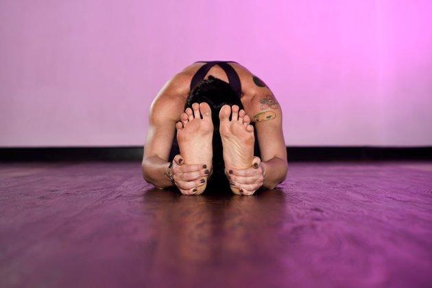 Yoga by Jeanine Bolman Davis