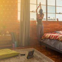 Craft your Morning Ritual with Yoga in 2017. {Partner}