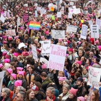 10 of my Favorite Moments from the Women's March on Washington. ~ Amy Ippoliti