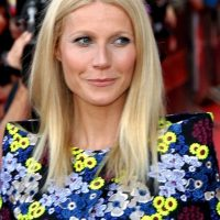 Shame on you, Gwyneth.