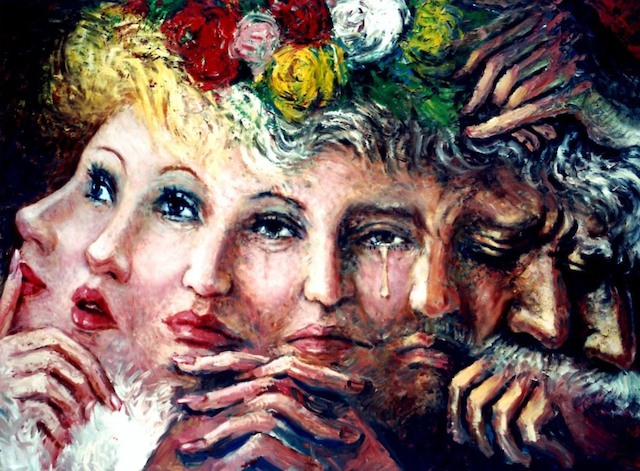 Feminine masculine characteristics and God's Feminine