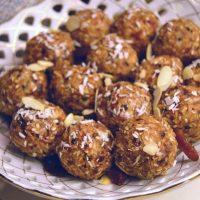 Tasty, Kid-Friendly Date-Coconut Balls. {Vegan Recipe}