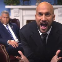 "Key & Peele is back with Obama's Anger Translator: ""I got my eye on you XXXX grabber."""