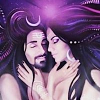 New Moon in Aquarius: The Rise of the Divine Masculine & Feminine as One.